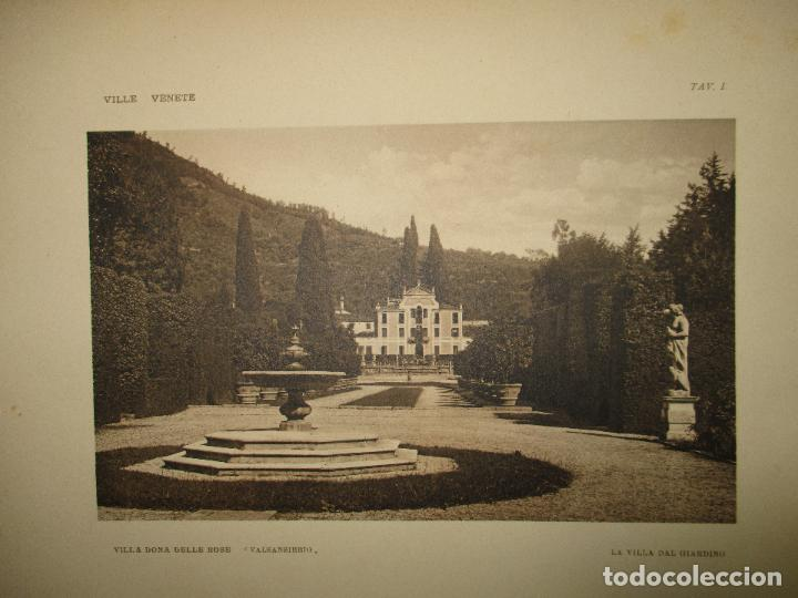 Libros: VILLE VENETE. - CICALA, Vittorio. - Foto 3 - 118143975