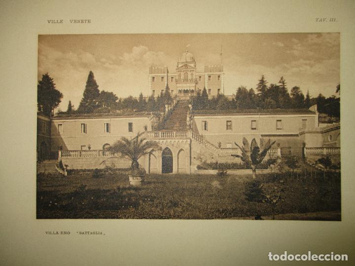 Libros: VILLE VENETE. - CICALA, Vittorio. - Foto 4 - 118143975
