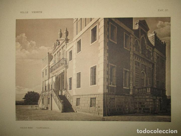 Libros: VILLE VENETE. - CICALA, Vittorio. - Foto 5 - 118143975