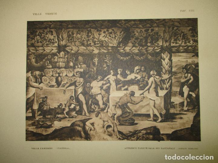 Libros: VILLE VENETE. - CICALA, Vittorio. - Foto 7 - 118143975