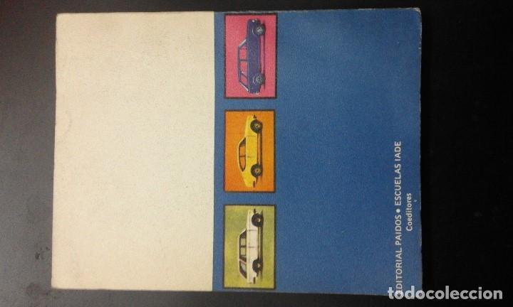 Libros: .1 LIBRO DE ** MANUAL DE GUANTERA - FIAT . ** AÑO 1975 PAIDOS - ARGENTINA - Foto 2 - 118333495