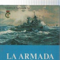 Libros: LA ARMADA ESPAÑOLA. Lote 114929412