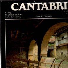 Libros: CANTABRIA - NO CONSTA AUTOR. Lote 118902779