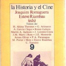 Libros: LA HISTORIA Y EL CINE - ROMAGUERA I RAMIÓ, JOAQUIM. Lote 119063115