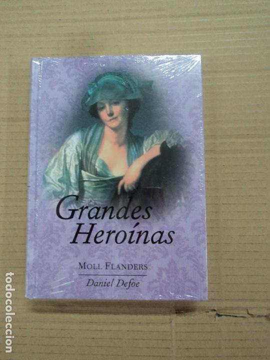 Moll Flanders Grandes Heroínas Daniel Defoe
