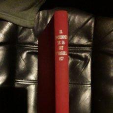 Libros: EL PROCESSONER DE LA SEU D'URGELL IMPRÈS L'ANY 1527 / EDICIÓ FACSÍMIL A CURA DE FRANCESC XAVIER ALTÉ. Lote 142965221