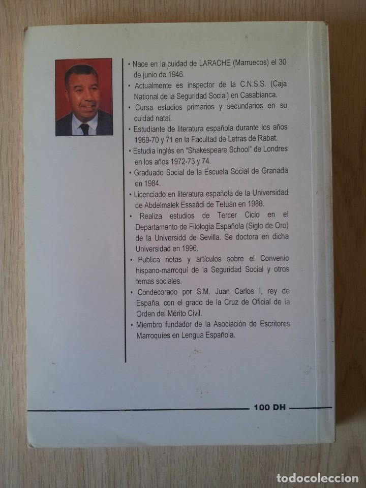 Libros: MOHAMED AKALAY - LAS MAQAMAT Y LA PICARESCA: AL-HAMADANI Y AL-HARIRI - FIRMADO POR EL AUTOR 1998 - Foto 2 - 120485335