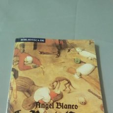 Libros: LA PESTE NEGRA.- ANGEL BLANCO. Lote 120836607