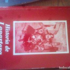 Livres: HISTORIA DE LAGARTERA. Lote 120873523