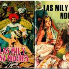 Libros: LAS MIL Y UNA NOCHES. 2 VOLS.. Lote 121356928