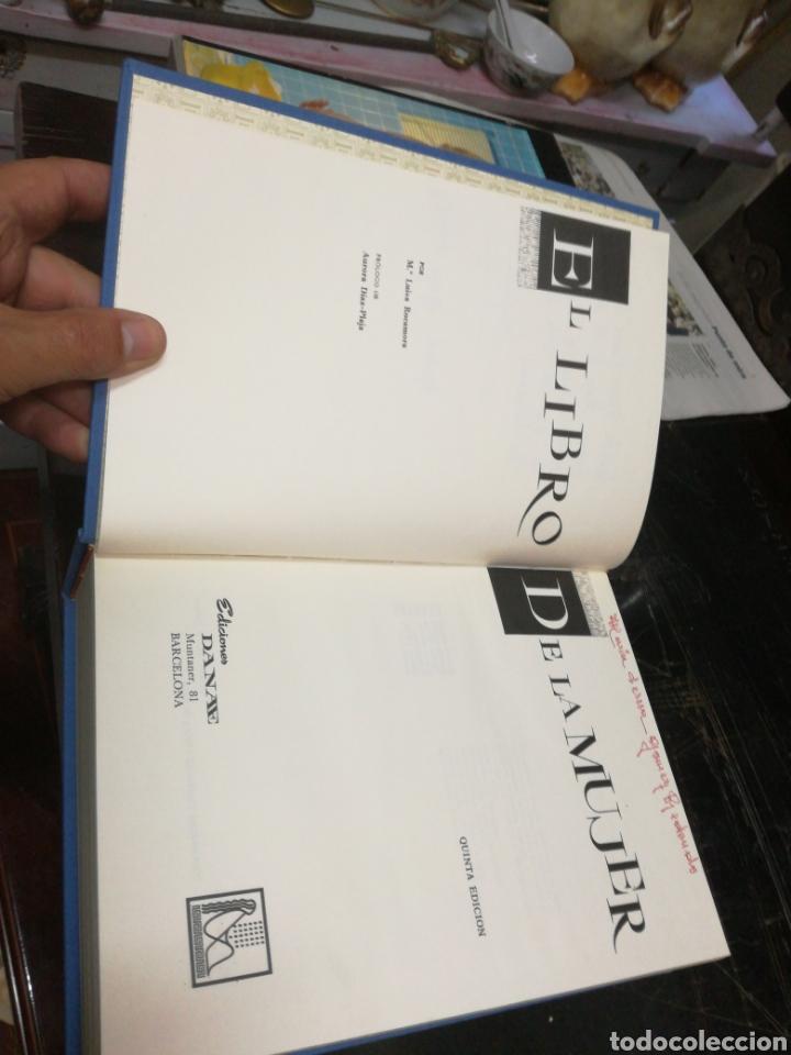 Libros: Libro de la mujer - Foto 9 - 121495827