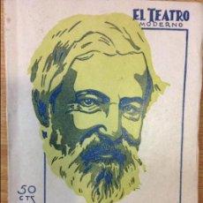 Libros: EL MÍSTICO - SANTIAGO RUSIÑOL, EL TEATRO MODERNO . Lote 121591395