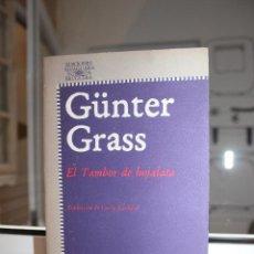 Libros: EL TAMBOR DE HOJALATA, GUNTER GRASS. ALFAGUARA 1978. Lote 121646127