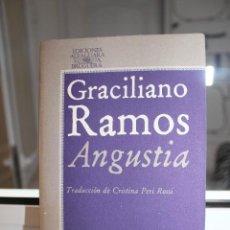 Libros: ANGUSTIA, GRACILIANO RAMOS. ALFAGUARA 1978. Lote 121646223