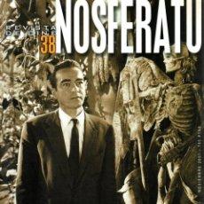 Libros: NOSFERATU. REVISTA DE CINE Nº 38 - NO CONSTA AUTOR. Lote 121690432