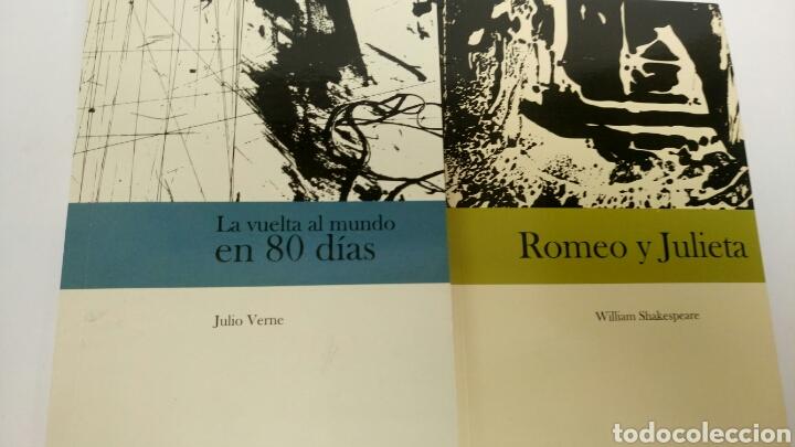 Libros: JOYAS DE LA LITERATURA, 7 libros, La isla del tesoro, Frankenstein, etc. - Foto 2 - 122090731