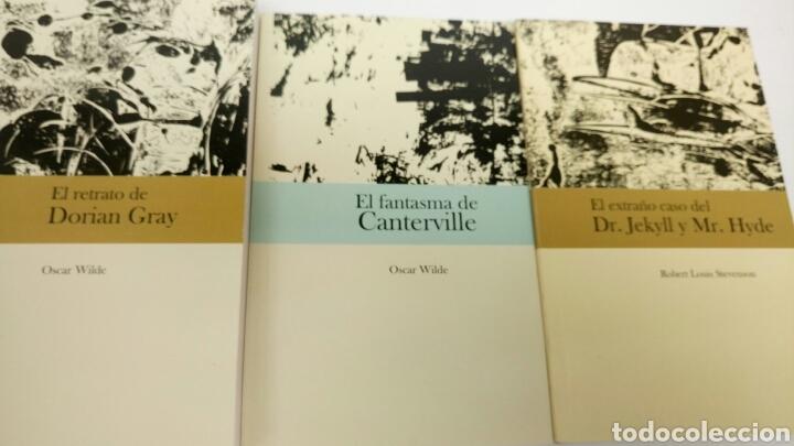 Libros: JOYAS DE LA LITERATURA, 7 libros, La isla del tesoro, Frankenstein, etc. - Foto 4 - 122090731