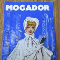 Libros: MOGADOR - LA BELLE DE MONCOEUR - LLENO DE FOTOGRAFÍAS A B/N. Lote 122186039