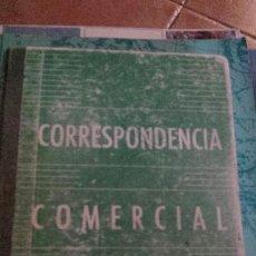 Libros: CORRESPONDENCIA COMERCIAL. Lote 122469334