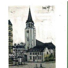 Libros: BERNARD BUFFET. PARÍS.. Lote 122883363