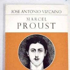 Libros: MARCEL PROUST. Lote 122936782