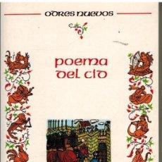 Libros: POEMA DEL CID - -. Lote 49609029