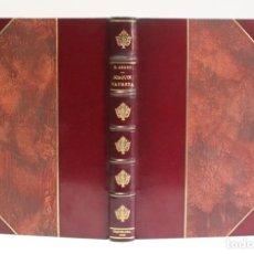 Libros: LA FIGURA PATRICIA Y EL ARTE DE JOAQUIN VAYREDA. - BENET, RAFAEL. [BRUGALLA ENC.]. Lote 123163635