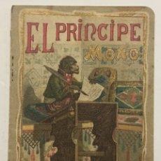 Libros: EL PRÍNCIPE MONO. - [CALLEJA, S.]. Lote 123263707