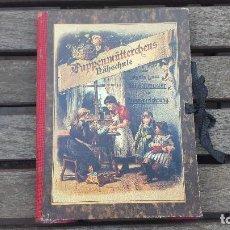 Libros: LIBRO DE LOS 80 ALEMÁN CON 8 PATRONES DE ROPA DE NIÑO Y PAPEL CARBÓN. Lote 123393247