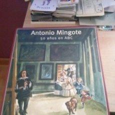 Libros: ANTONIO MINGOTE. 50 AÑOS EN ABC - 2003. Lote 124174015