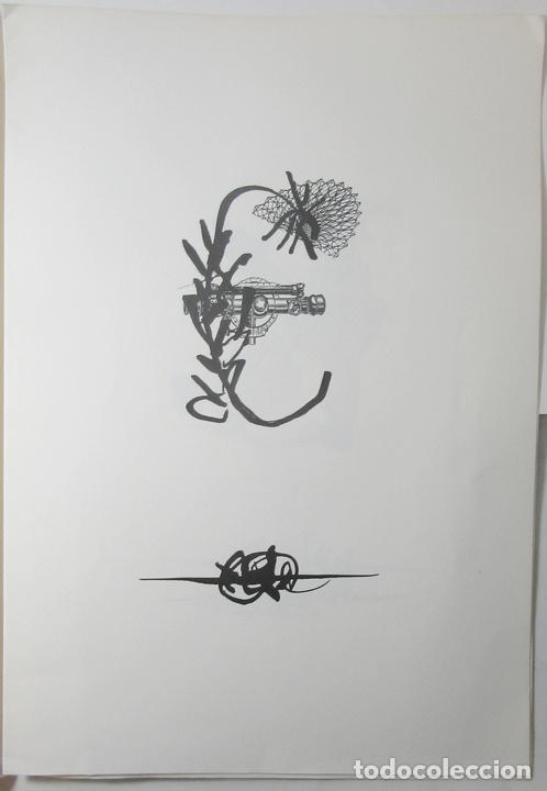 Libros: Ricard Giralt Miracle. El diálogo entre la tipografía y el diseño gráfico - Foto 2 - 124344624