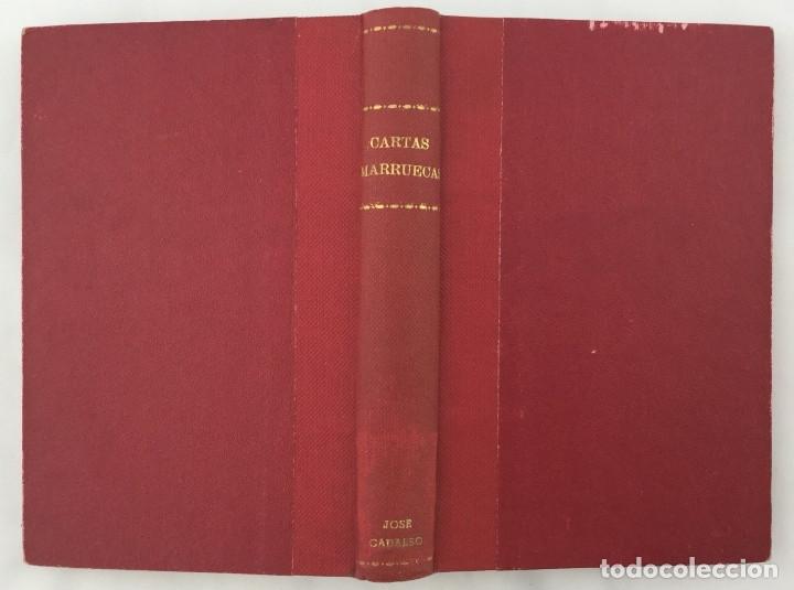 CARTAS MARRUECAS - JOSÉ CADALSO (Libros sin clasificar)
