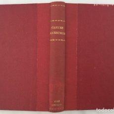 Libros: CARTAS MARRUECAS - JOSÉ CADALSO. Lote 121765731