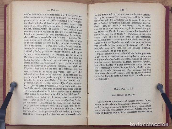 Libros: Cartas marruecas - José Cadalso - Foto 3 - 121765731