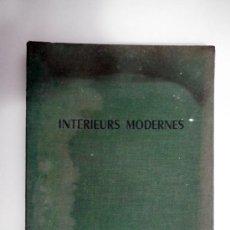 Libros: LIBRO INTERIORES MODERNOS - DECORACIÓN. Lote 125210639