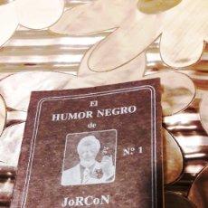Libros: EL HUMOR NEGRO DE JORCON - NÚM. 1 - 1988. Lote 125220731