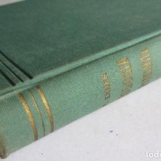 Libros: BIOLOGÍA CRIMINAL EN SUS RASGOS FUNDAMENTALES. FRANZ EXNER BOSCH 1957. 471 PÁGINAS. TAPAS DURAS. . Lote 125350063