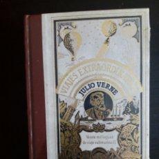 Libros: VEINTE MIL LEGUAS DE VIAJE SUBMARINO TOMO II JULIO VERNE VIAJES EXTRAORDINARIOS. Lote 125399723