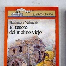 Libros: EL TESORO DEL MOLINO VIEJO. Lote 125873866