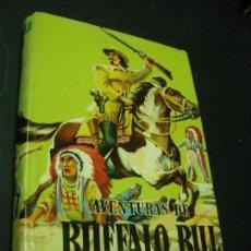 Libros: AVENTURAS DE BUFFALO BILL. Lote 125929883