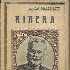 Bücher - RIBERA. - PILLEMENT, Jorge. - 109824958