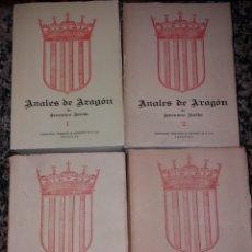 Libros: ANALES DE ARAGÓN - JERÓNIMO ZURITA. Lote 126315124
