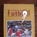 Libros: 1990, LOS MUNDIALES DE FUTBOL, SERIE DE 16 FASCÍCULOS COLECCIONABLES. Lote 126552099