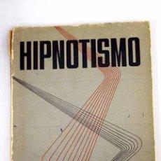 Libros: HIPNOTISMO. Lote 126606035