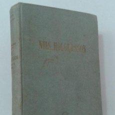 Libros: EL MARAVILLOSO VIAJE DE NILS HOLGERSSON A TRAVÉS DE SUECIA - LAGERLÖF, SELMA. Lote 127052224