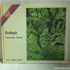 Libros: ECOLOGIA (TAPA DURA). Lote 127076891