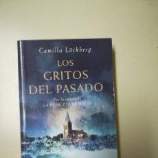 Libros: LOS GRITOS DEL PASADO. Lote 37048516
