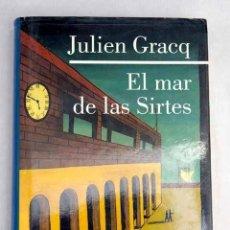 Libros: EL MAR DE LAS SIRTES. Lote 128311311
