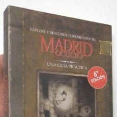 Libros: MADRID OCULTO - MARCO & PETER BESAS. Lote 185789590