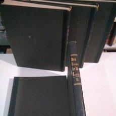 Libros: FABULOSO QUIJOTE DE LA MANCHA COMPLETO 5 TOMOS. CERVANTES 1965. ILUSTRADO POR VARIOS AUTORES. Lote 128562883